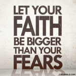 Let Your Faith...