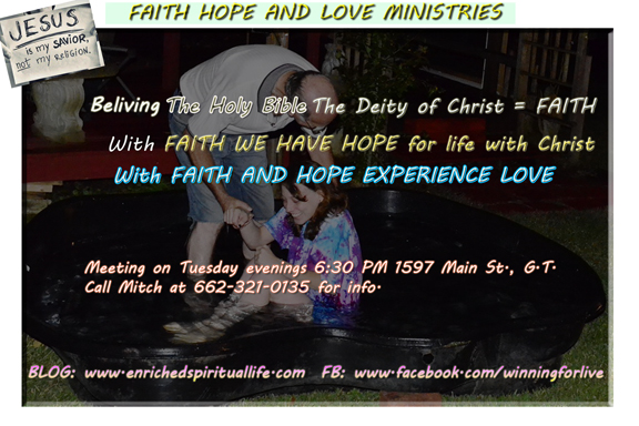 Faith Hope and Love Ministries